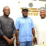 NANS President commends AOIYEO leadership on youths security, welfare